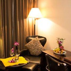 Medallion Hanoi Hotel 4* Люкс с различными типами кроватей фото 3