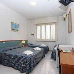 Отель Albergo Athena 3* Стандартный номер с различными типами кроватей фото 7