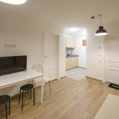 Гостиница Partner Guest House 3* Студия с различными типами кроватей фото 3