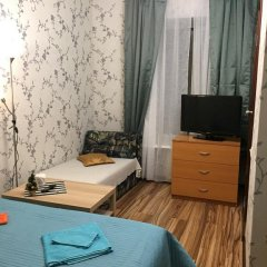 Гостевой дом Невский 6 Стандартный номер двуспальная кровать фото 10