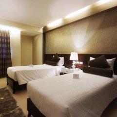 Grace Crown Hotel 3* Номер Делюкс с 2 отдельными кроватями фото 5