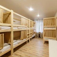 Nice Hostel Павелецкая Люкс с различными типами кроватей фото 15