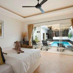 Отель Eden Beach Villas Самуи комната для гостей