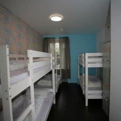 Хостел Иж Кровать в общем номере с двухъярусной кроватью фото 16