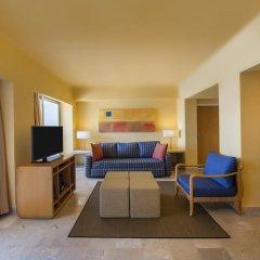Отель Fiesta Americana Acapulco Villas 4* Люкс с различными типами кроватей фото 2