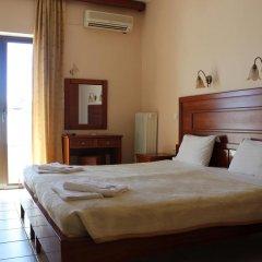Отель Athinaiko 2* Стандартный номер с двуспальной кроватью фото 9