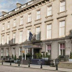 Отель Hilton Edinburgh Grosvenor 4* Стандартный номер с 2 отдельными кроватями фото 3