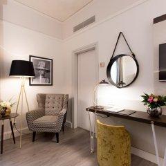Hotel Cerretani Firenze Mgallery by Sofitel 4* Улучшенный номер с различными типами кроватей фото 4
