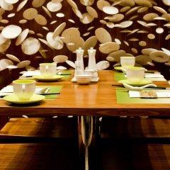 Отель Marina Bay Sands питание