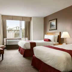 Отель Days Inn Clifton Hill Casino 3* Стандартный номер с различными типами кроватей фото 9