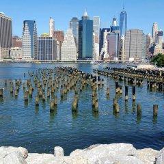 Отель onefinestay - Greenpoint private homes США, Нью-Йорк - отзывы, цены и фото номеров - забронировать отель onefinestay - Greenpoint private homes онлайн приотельная территория