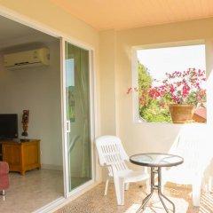Отель Baan Rosa балкон