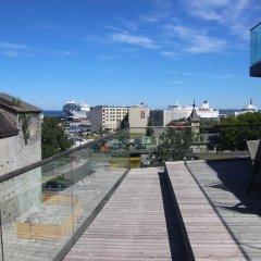 Апартаменты Foorum Apartment балкон