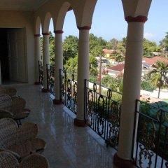 Отель Paradise Nest балкон