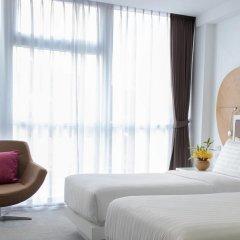 Hotel Icon Bangkok 4* Улучшенный номер с различными типами кроватей фото 4