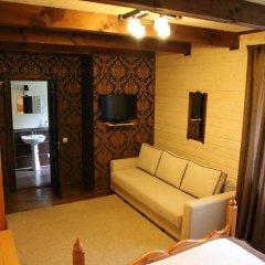 Гостиница Лесная Усадьба Стандартный номер двуспальная кровать фото 12
