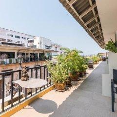 The Ambiance Hotel балкон