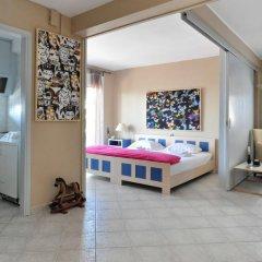 Отель Beachside Bungalows комната для гостей фото 4
