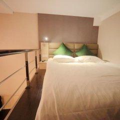 Отель Shanghai Blue Mountain Bund Youth Hostel Китай, Шанхай - 1 отзыв об отеле, цены и фото номеров - забронировать отель Shanghai Blue Mountain Bund Youth Hostel онлайн комната для гостей фото 4