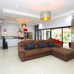 Отель Villa Tortuga Pattaya 4* Вилла с различными типами кроватей фото 20