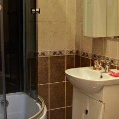 Гостиница Суворовская Москва ванная