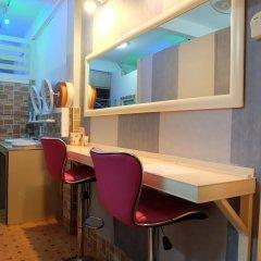 Decor Do Hostel Кровать в женском общем номере с двухъярусной кроватью фото 7