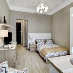 Апартаменты на Бронной Апартаменты разные типы кроватей фото 20