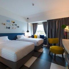 Krabi SeaBass Hotel 3* Улучшенный номер с двуспальной кроватью фото 3