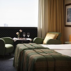 Отель Fairmont Rey Juan Carlos I 5* Стандартный номер с различными типами кроватей фото 3