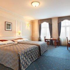 Гостиница Европа 5* Стандартный номер разные типы кроватей фото 2