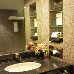 Boulevard Hotel Bangkok 4* Номер Делюкс с разными типами кроватей фото 28