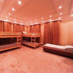 Гостиница Майкоп Сити Кровать в общем номере с двухъярусной кроватью фото 35