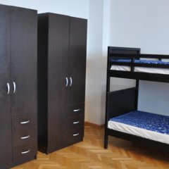 Гостиница MacHostel on Serafimovicha Street комната для гостей фото 4