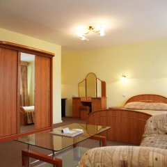 Гостиница Молодежная 3* Люкс с двуспальной кроватью фото 5