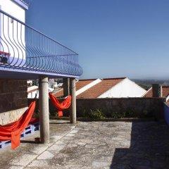 Отель Chill in Ericeira Surf House парковка