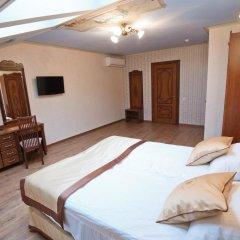 Гостевой Дом Inn Lviv Львов комната для гостей фото 2