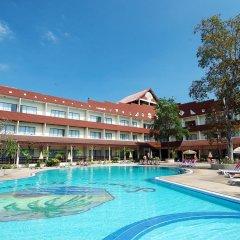 Pattaya Garden Hotel 3* Стандартный номер с различными типами кроватей фото 6