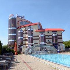Гостиница Олимп бассейн фото 2