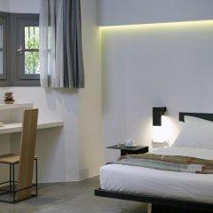 Отель innAthens 4* Стандартный семейный номер с двуспальной кроватью
