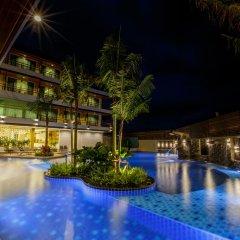 Отель Aqua Resort Phuket 4* Стандартный номер с двуспальной кроватью фото 6