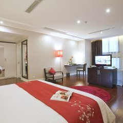 Royal Lotus Hotel Halong 4* Люкс с различными типами кроватей фото 2