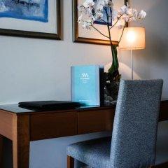Отель Vidamar Resort Madeira - Half Board Only 5* Улучшенный номер с различными типами кроватей фото 3