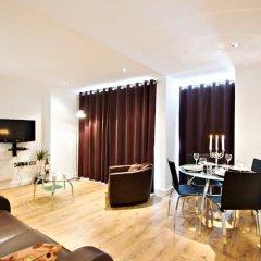 Отель Living by BridgeStreet, Manchester City Centre комната для гостей фото 4