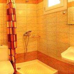 Alexandros Hotel Apartments ванная