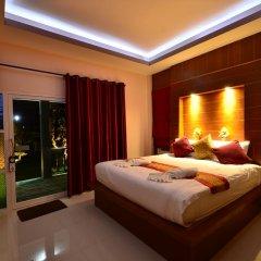 Отель Tum Mai Kaew Resort 3* Стандартный номер с различными типами кроватей фото 24