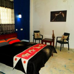 Отель Raj Mahal Inn Шри-Ланка, Ваддува - отзывы, цены и фото номеров - забронировать отель Raj Mahal Inn онлайн комната для гостей фото 5
