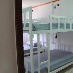 Отель Chilling Home Кровать в общем номере с двухъярусной кроватью