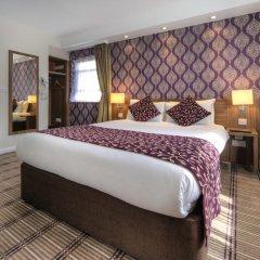 Отель City Continental London Kensington 3* Стандартный номер с 2 отдельными кроватями фото 5