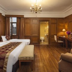 Jin Jiang Pacific Hotel Shanghai комната для гостей фото 11