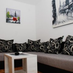 Апартаменты Azzuro Lux Apartments Апартаменты с различными типами кроватей фото 45
